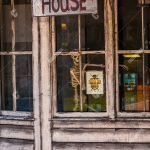 "<span itemprop=""name"">Haunted House Door Galveston Texas</span>"